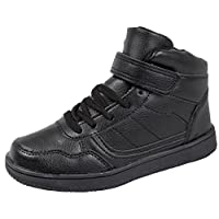 Strong Souls Kids Hi Top Ankle Trainers