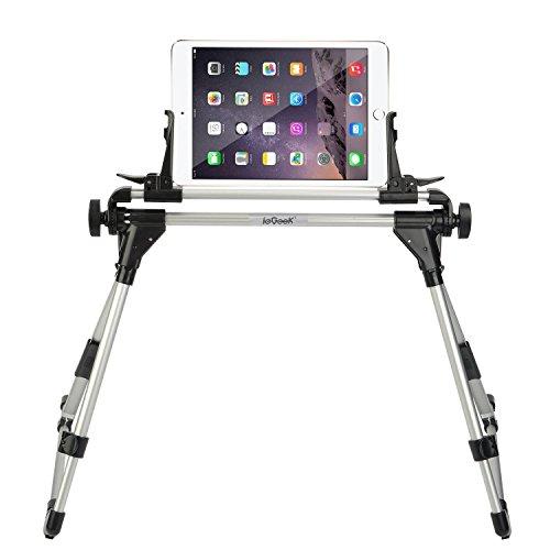 "Preisvergleich Produktbild Tablet Halterung Ständer , ieGeek iPad Ständer Handyhalter Desktop-Ständer Halter Sofa Bett Tablet Ständer Flexibel Winkel verstellbar für iPhone 7/6/6S Plus, iPad Mini iPad 2/3/4, iPad 5/iPad Air, Samsung Galaxy Tab S2/Tab A/Tab Pro/Tab 3, Google Nexus, Kindle, 1.2-10.2"" Smartphones & Tablet"