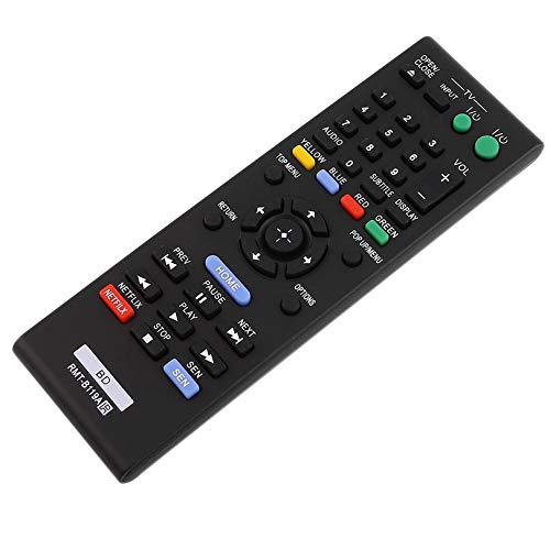 3054948f11c0 Universal Blue-Ray DVD Player Replacement Remote Control For Sony  BDP-BX110/BDP