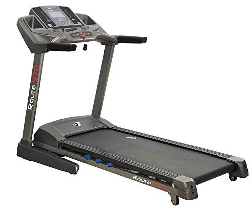 Get Fit Tapis Roulant Route 970