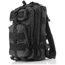 Minetom 35L Mochilas Impermeable Multifunción Bolsa Plegable Trekking Viajes Al Aire Libre Viaje Morral Deporte Sport