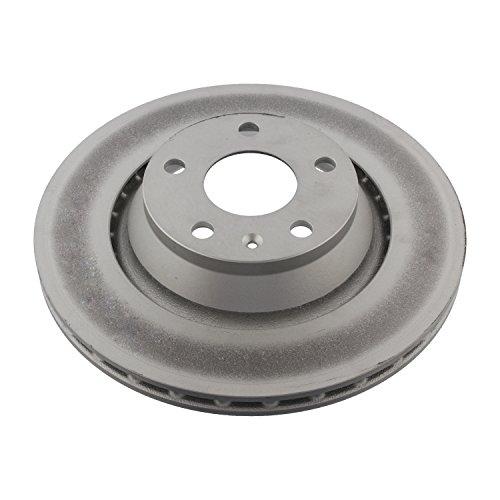Preisvergleich Produktbild febi bilstein 36233 Bremsscheibensatz (2 Bremsscheiben) hinten,  innenbelüftet,  Lochanzahl 5
