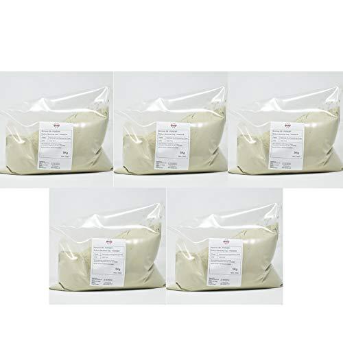 Bentonex SB Natrium-Bentonit-Tonerde (5 kg), Pulver, klassifiziert für Hoch- und Tiefbau, Versiegelungsmittel für Seen und Teiche, für Töpferei und Keramik