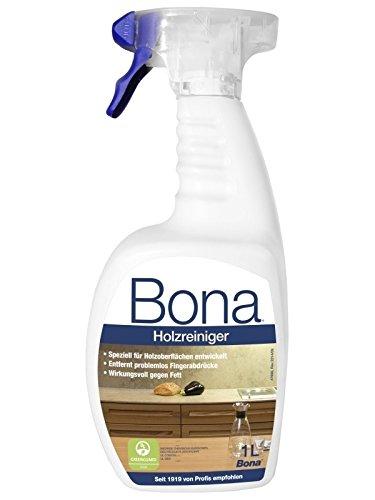 Bona Holzreiniger innen 1 Liter für Küchenfronten, Arbeitsplatten