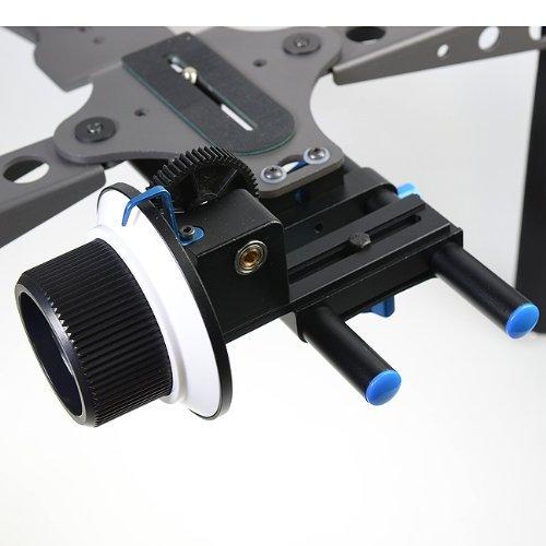 Morros-DSLR-Rig-Movie-Kit-supporto-della-spalla-Rig-con-matte-box-per-Tutti-DSLR-e-video-Videocamere
