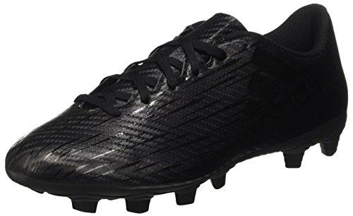 Adidas X 16.4 Fxg, Scarpe da Calcio Allenamento Uomo, Nero (Core Black/Dark Grey), 43 1/3 EU