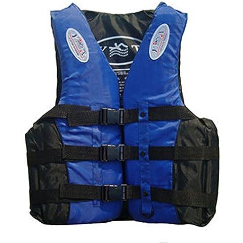 hibote Deportes acuáticos Natación chalecos salvavidas de flotabilidad ayuda a la infancia Vela Kayak flotador Chaleco tamaño