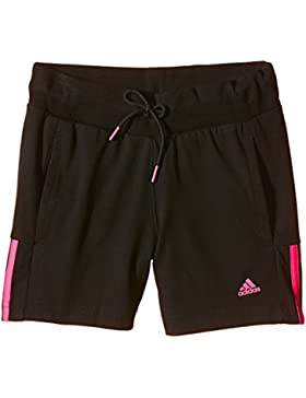 adidas Oberbekleidung Essentials Mid 3 Stripes Shorts Girls