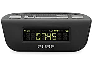 pure siesta mi series 2 digital radio alarm clock dab electronics. Black Bedroom Furniture Sets. Home Design Ideas