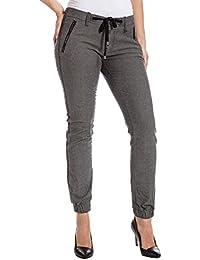 Timezone Damen Straight Leg Hose ElinTZ fashion pants