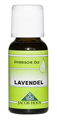 NCM H 357 Jacob Hooy ätherisches Öl Lavendel