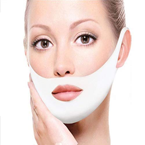 Back To Search Resultsbeauty & Health Health Care Delicate Facial Lifting Mask Thin Belt Health Care Slimming Reduce Double Chin Face Belt Face Shaper Slim Bandage Beauty Tool Meticulous Dyeing Processes
