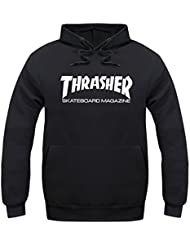 2016 New Thrasher Mag Logo For Ladies Womens Hoodies Sweatshirts Pullover Outlet