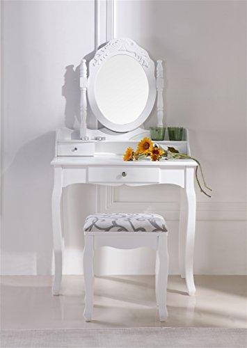 Schminktisch Spiegeltisch Spiegel inkl....