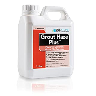 Grout Haze Plus - Cement Film Remover - 1 Ltr