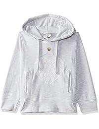 Cherokee Girls' Cotton Sweatshirt