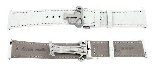 jacob-co-echtes-echt-alligator-kurz-weiss-band-20smm-40-mm-watch-strap