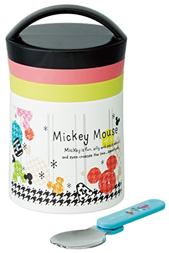 Thermos Lunch Box Delica Pot 300 ml Mickey Mouse Joyful Disney Ljf3