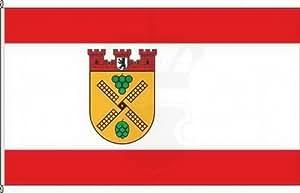 Bannerflagge Prenzlauer Berg historisch - 150 x 400cm - Flagge und Banner