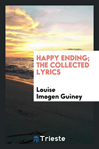 Happy ending; the collected lyrics