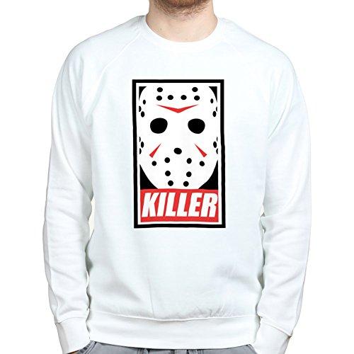 Jason Voorhees Killer Halloween Pullover