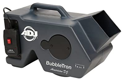 American DJ 24W Bubble Tron Portable Bubble Machine