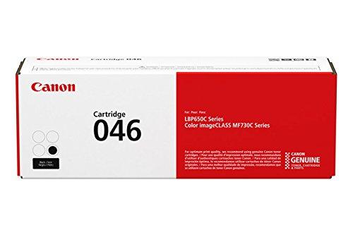 CANON CRG 046 BK schwarz Toner fuer LBP654Cx, LBP653Cdw MF735Cx, MF734Cdw, MF732Cdw