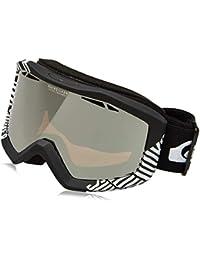 Quiksilver Fenom Mirror Gafas de Snowboard, Hombre, Negro, Talla Única