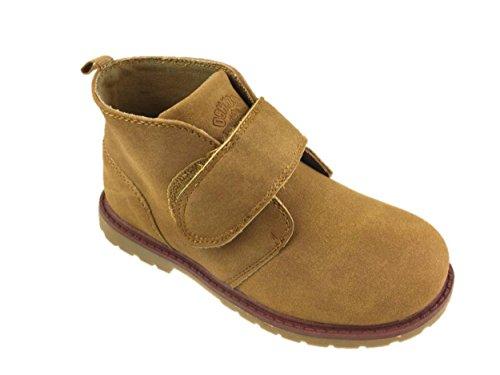 OSH KOSH ,  Mädchen Jungen Chukka Boots, braun - Dunkelbraun - Größe: 22 EU -