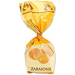 Pralina allo Zabaione - Confezione da 10 cioccolatini artigianali piemontesi - 200 g