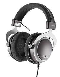 Beyerdynamic T 70 Over Ear Headphone, Black/Grey