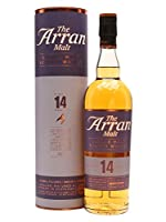 The Arran 14 Year Old Single Malt Scotch Whisky 70cl Bottle x 2 Pack from The Arran