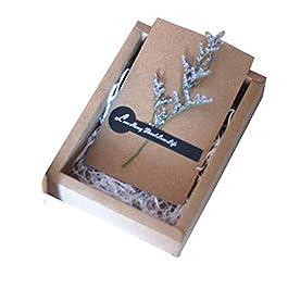 Biglietti di ringraziamento – Disegni unici – Note di ringraziamento con buste/sacchetti regalo