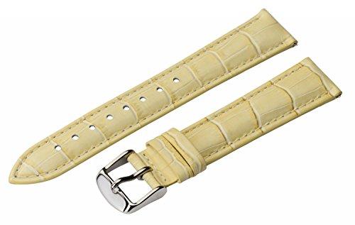 kaki-24mm-bracelet-en-cuir-style-crocodile-broches-dgagement-rapide-avec-boucle-en-acier-inoxydable-