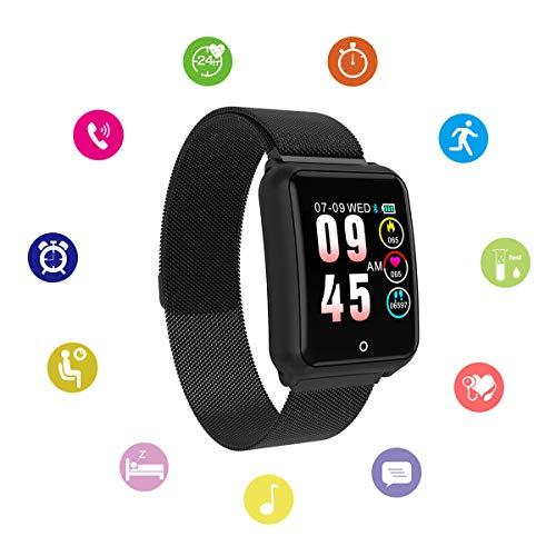 Zoom IMG-1 smartwatch impermeabile uomo gokoo orologio