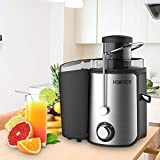 Best Juicer On The Markets - Homever Juicer, Juice Extractor Whole Fruit, Juicer Dual Review