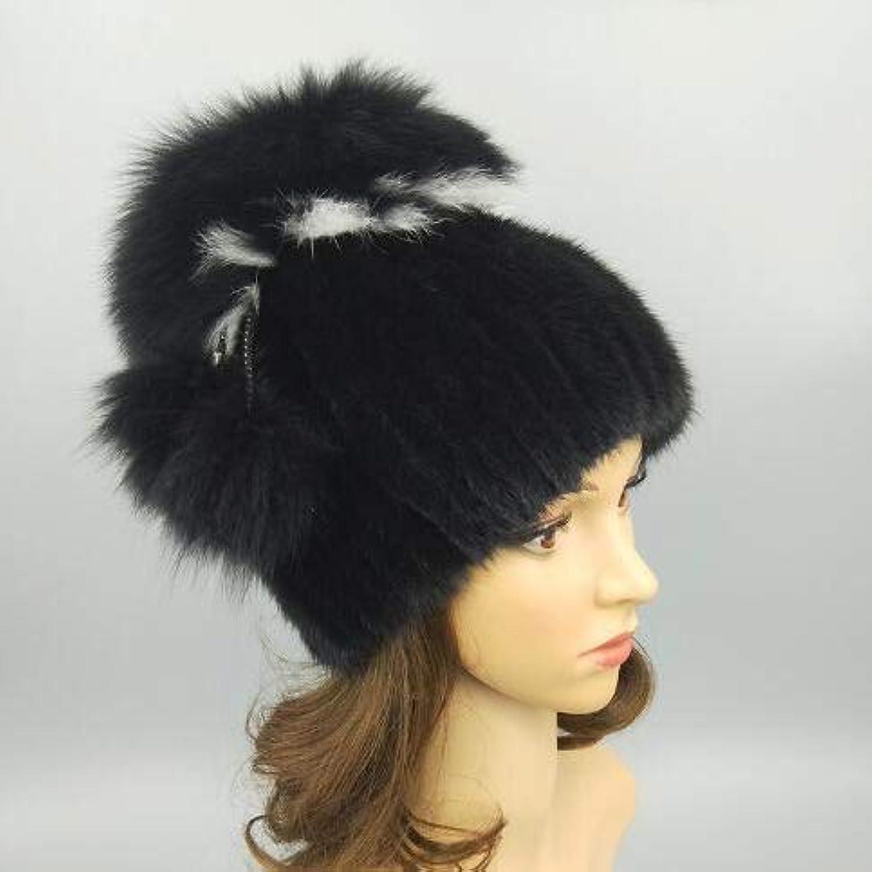 PJXLAK Cappuccio in Maglia Elastica per Donna Cappello Autunno-Inverno  Caldo Cappello Donna di Paglia e110953d8065