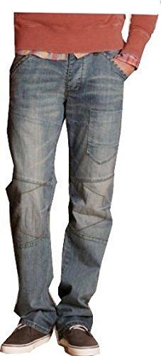 Jeans Pour Homme de AMPLE Bauchgr Bleu