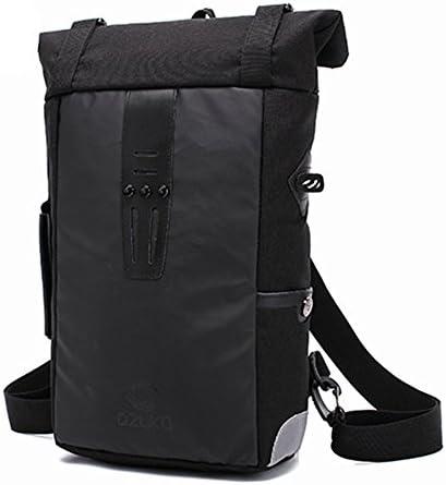 Zaino da viaggio da uomo Outdoor Escursionismo Casual Casual Casual Impermeabile Oxford Cloth Laptop Daypack Commerce Business Trip (Coloreeee  nero) | Acquisti  | Imballaggio elegante e robusto  | Nuovo Stile  | Affidabile Reputazione  61bc75