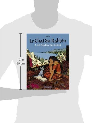 Le Chat du Rabbin, tome 2 : Le Malka des Lions