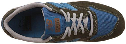 New Balance MRL996-NE-D Sneaker khaki / blau / braun