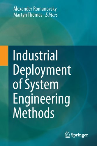 Industrial Deployment of System Engineering Methods (English Edition) PDF Books