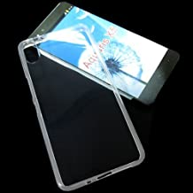 Donkeyphone - FUNDA GEL TRANSPARENTE PARA BQ AQUARIS X5 SILICONA ULTRA THIN - ULTRA FINA 0,33 mm