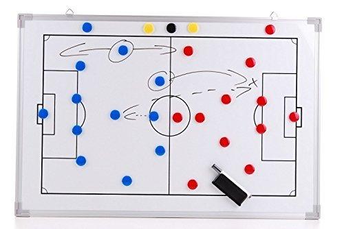 Elf Sports Magnetic Tactic Board 90x60cm incl  Accessories