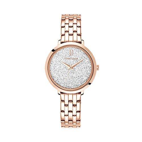 Pierre Lannier–Small Crystal–Ladies Watch–Rose Gold–106g909