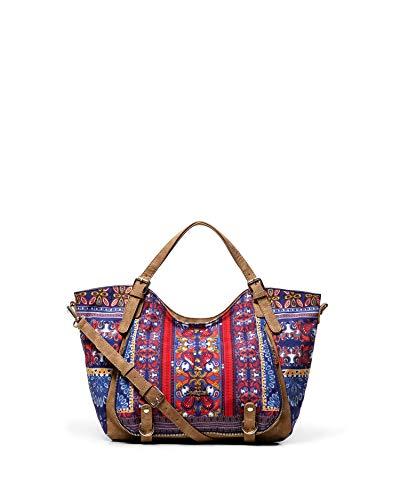 Desigual Tasche ROTTERDAM Damen Multi farbigen - 19SAXF94-7019-U -