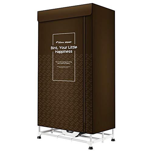 Clothes dryer essiccatore pieghevole della famiglia 1300w asciugatrice ad asciugatura rapida muto essiccatore a basso consumo energetico essiccazione stendibiancheria