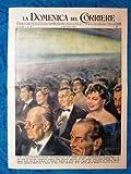 La Domenica del Corriere 3 settembre 1950 Festival Venezia -Castagnole - Soldati