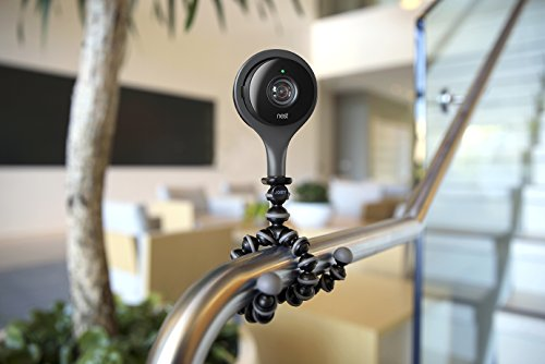 Nest Cam Security Camera – Black (Pack of 2)