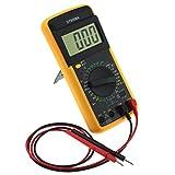 UEETEK Digital Multimeter Messgerät Spannungsprüfer Frequenz Temperatur Widerstand Messgerät